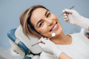 dental checkup for oral health